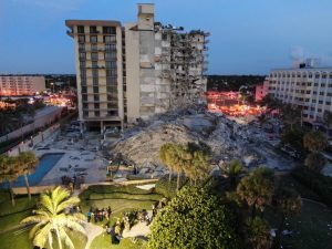 51 unaccounted for and 1 dead following partial Miami apartment building collapse