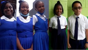 Dominica's 2021 Grade 6 National Assessment: The Top Performers