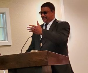 A Dominican law professor teaches through the pandemic