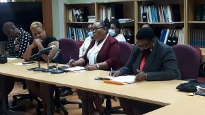 Reading is fundamental to students' success at G6NA – Dominica's Education Minister