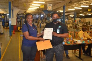 DCP Successors becomes first GMP-certified factory in Dominica