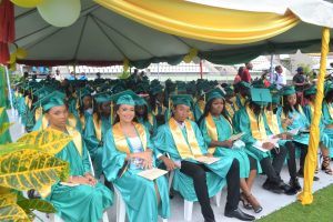 IN PICTURES: DSC Class of 2021 Commencement Ceremony