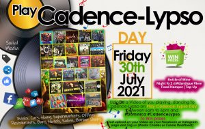 Today is 'Play Cadence-lypso Day' in Dominica