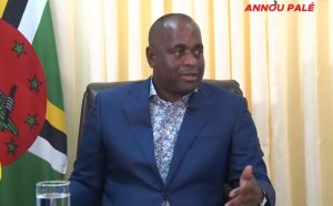 Skerrit denies allegations of his government's involvement in Mehul Choksi's arrival in Dominica