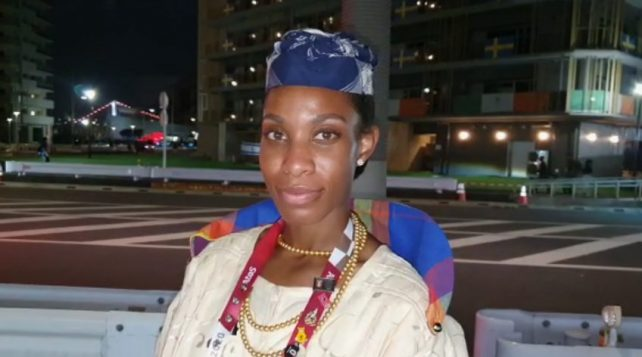 2020 TOKYO OLYMPICS: Video interview with member of Dominica team, Thea Lafond (with photos)