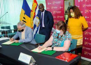 CIBC First Caribbean signs on for three more years of support to UWI