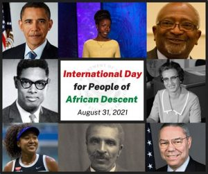Statement by US Secretary of State on inaugural International Day for People of African Descent