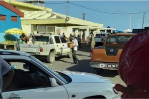 New hours of operation for Roseau market during curfew period