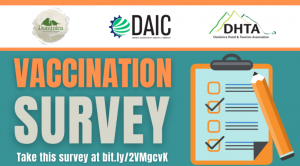 Dominicans encouraged to participate in survey on COVID-19 vaccination