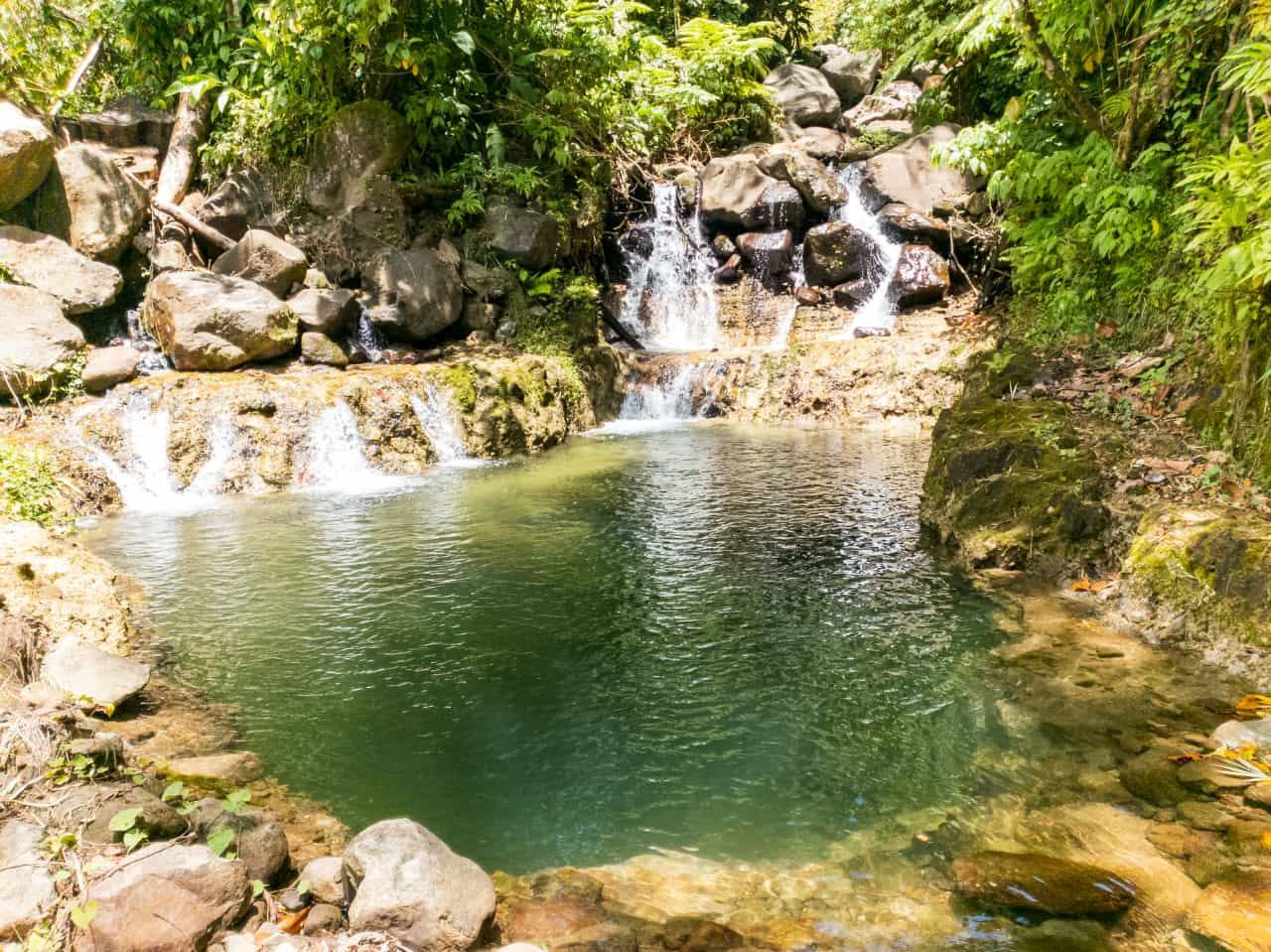 FEATURED PHOTO (with video): Laudat River Pool