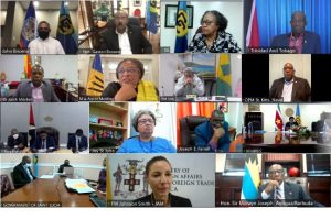 CARICOM leaders hold special emergency meeting to consider regional response to COVID-19 surge