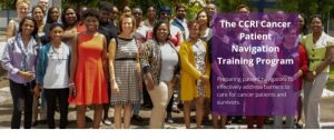 Applications open for CCRI Cancer Patient Navigation Training Programme