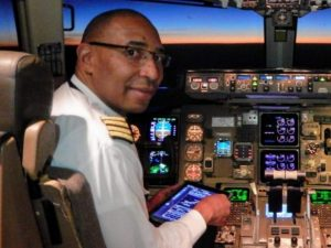 Where Eagles Dare:  Dominica-born Ethiopian Airlines captain blazes trail in African skies and beyond