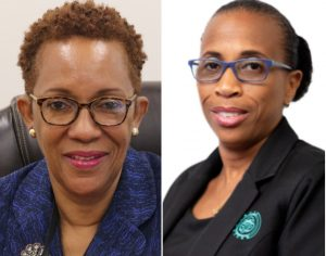 BUSINESS BYTE: NBD names top management duo