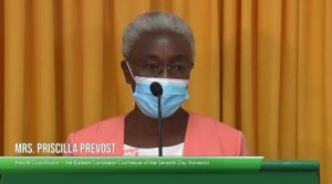 The elderly in Dominica and their caregivers urged to get vaccinated