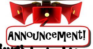 ANNOUNCEMENT: Invitation for pre-qualification of contractors