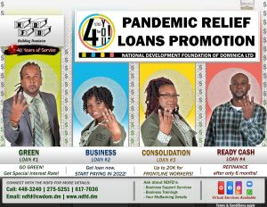 PSA: 4 for You Pandemic Relief Loans Promotion
