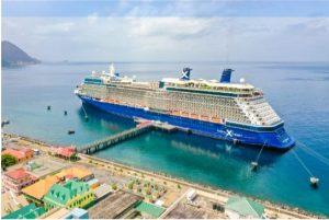 Dominica officially begins 2021/2022 Cruise Season