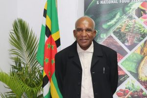 CARICOM Farmer of the Year Deles Warrington sees a future for agriculture with more 'devoted young people'