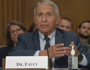 NIH admits US funded gain of function research in Wuhan despite Fauci's denial before congress