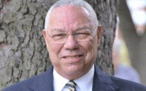 Colin Powell retired four star general and former US secretary of state dies from COVID complications
