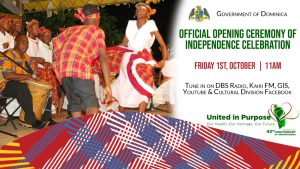 LIVE from 11am: Official opening of 2021 Independence Celebration
